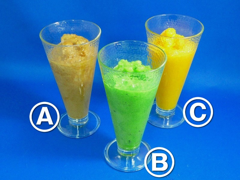 Assorted Smoothies Replica