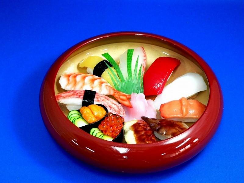 Assorted Sushi Ver. 3 Replica