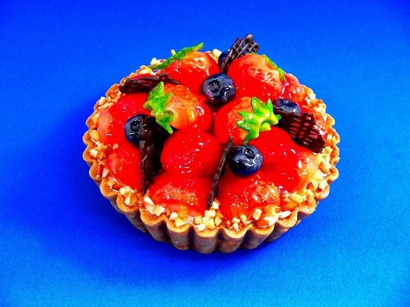 Berry Tart Replica
