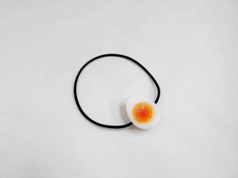 Boiled Quail Egg Hair Band