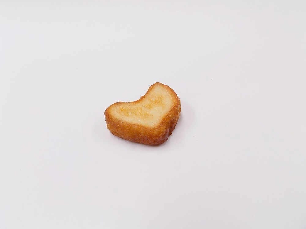 Bread (Heart-Shaped) Magnet