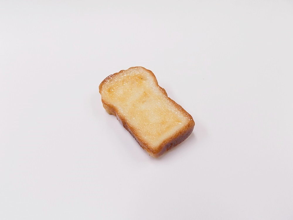 Bread Slice (large) Magnet