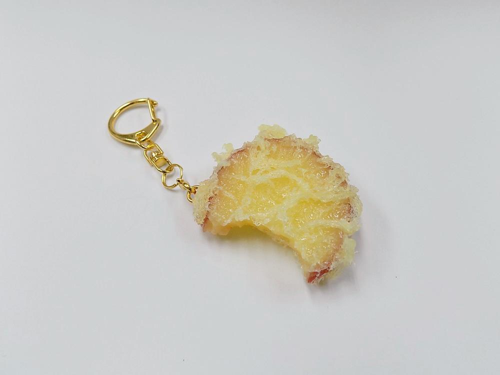 Broken Sweet Potato Tempura Keychain