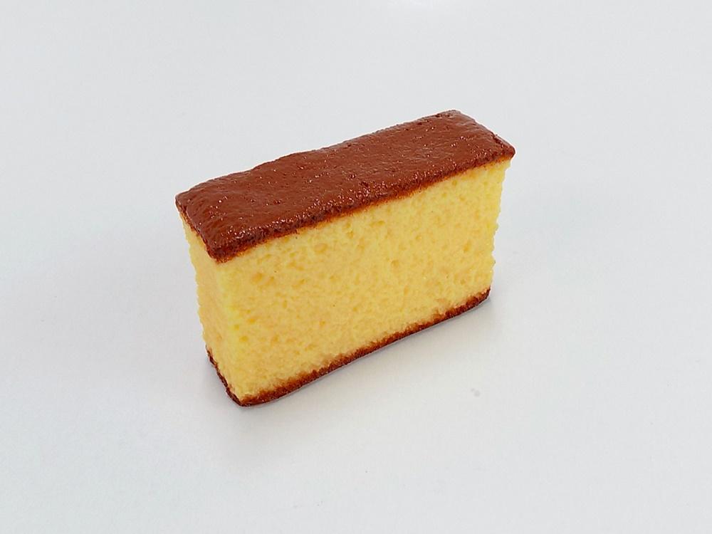 カステラ 2 食品サンプル