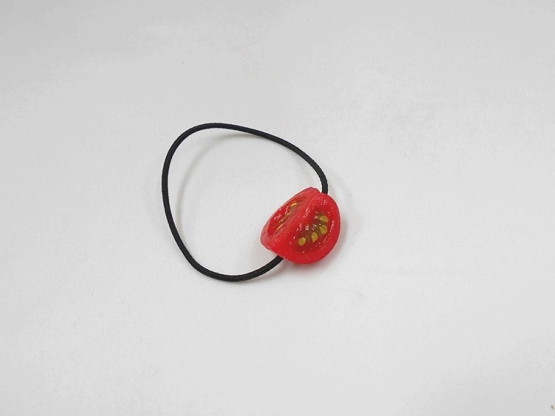 Cherry Tomato (quarter-size) Hair Band