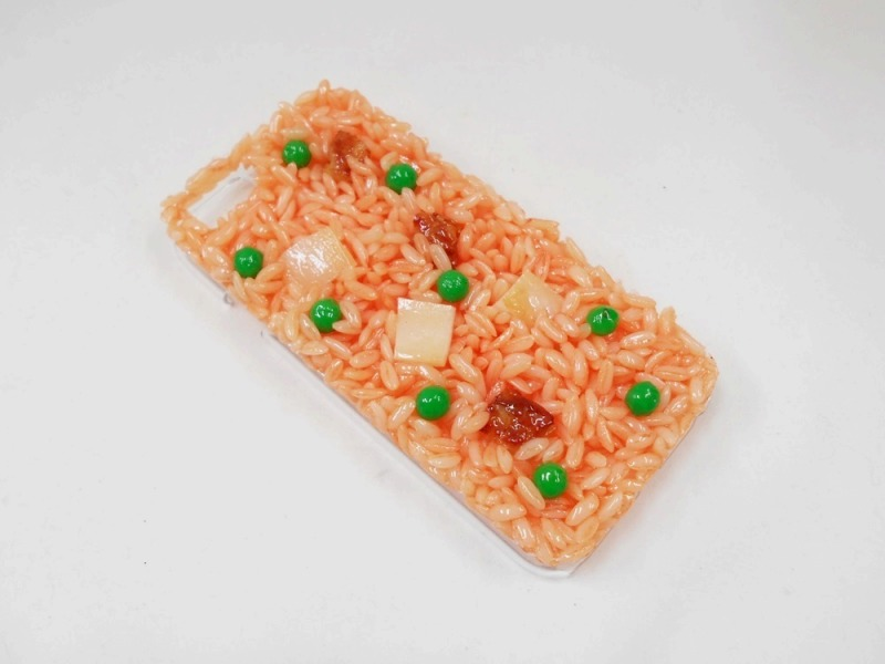 Chicken Rice iPhone 5/5S Case
