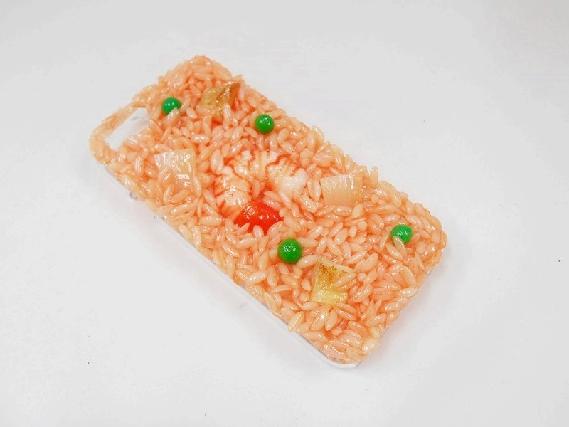 Chicken Rice with Shrimp iPhone 7 Case