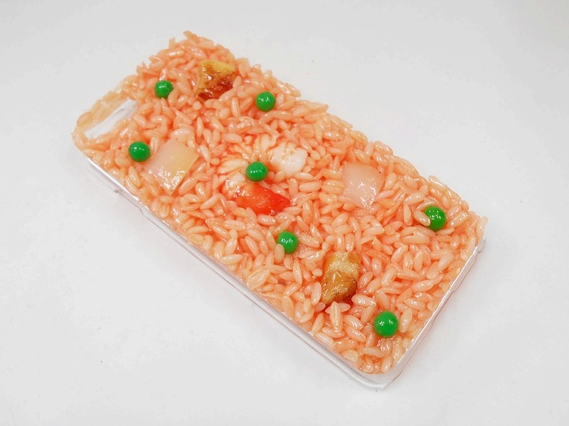 Chicken Rice with Shrimp iPhone 7 Plus Case