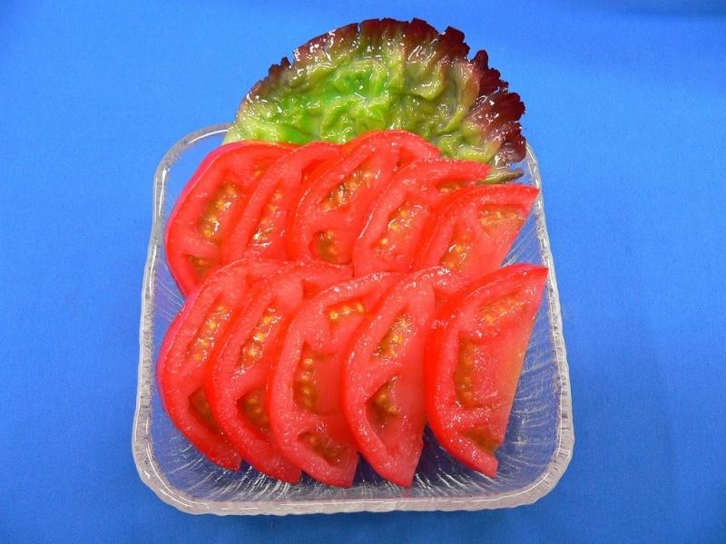 Chilled Sliced Tomato Replica