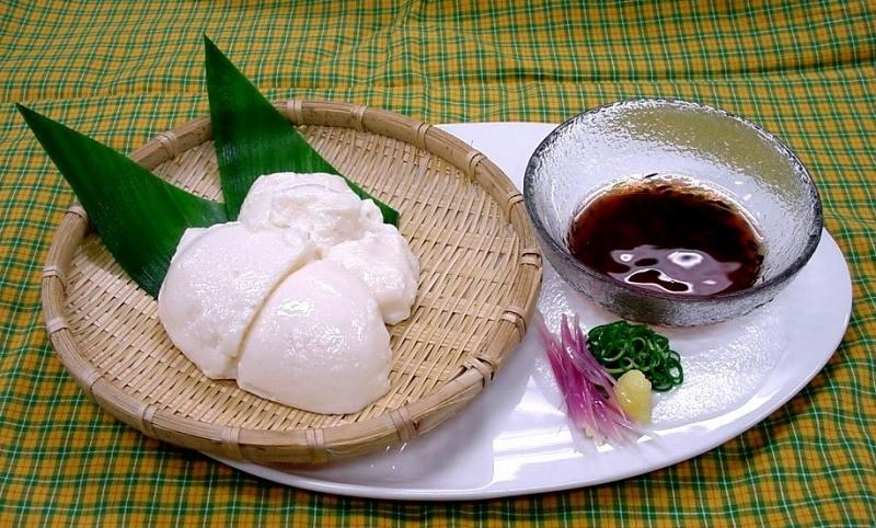 ザル豆腐 食品サンプル