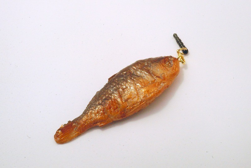 Crucian Carp Headphone Jack Plug