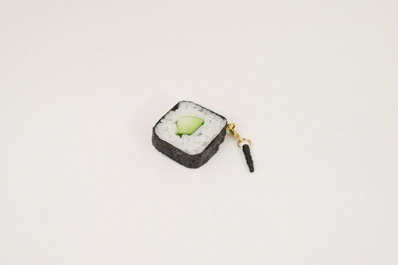 Cucumber Roll Sushi Headphone Jack Plug