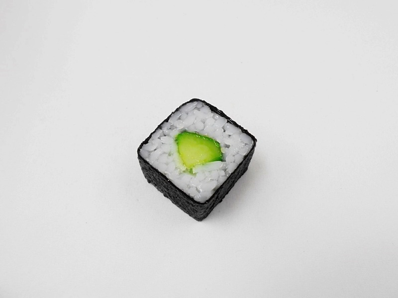 Cucumber Roll Sushi Ver. 2 Magnet