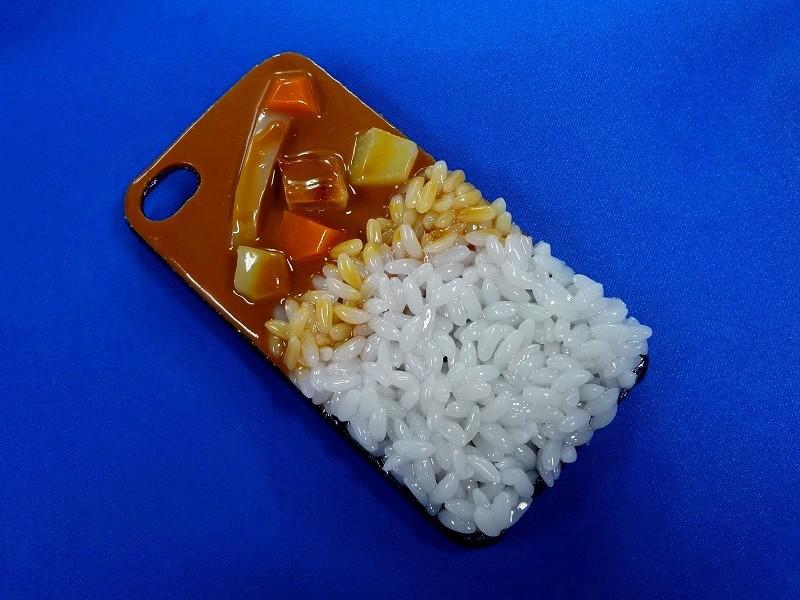 カレーライス iPhone 4/4S ケース