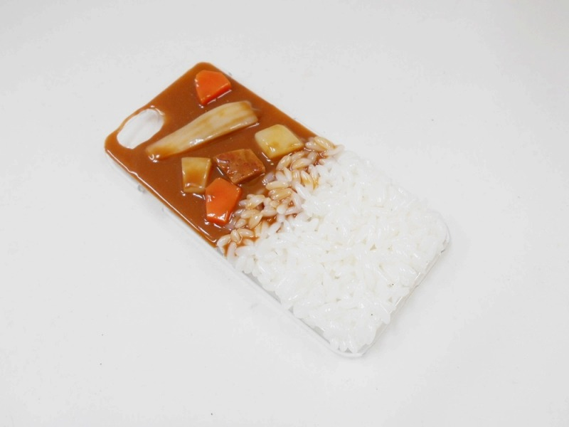 Curry Rice iPhone 6/6S Case