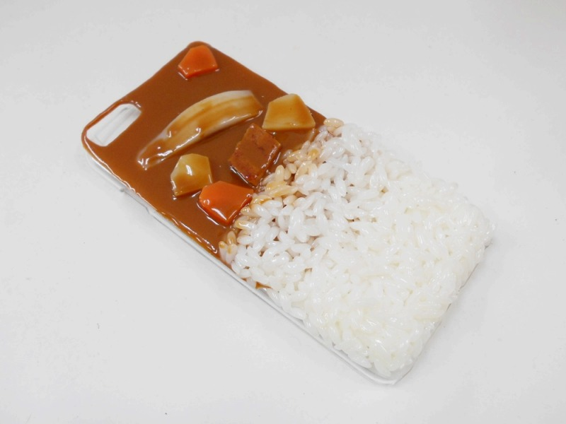Curry Rice iPhone 6 Plus Case