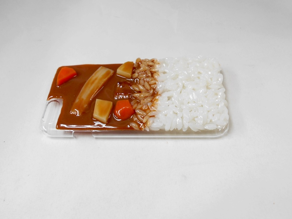 Curry Rice (new) iPhone 8 Case