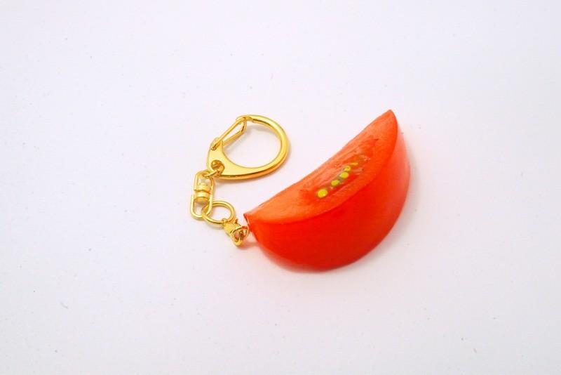 トマトカット キーホルダー