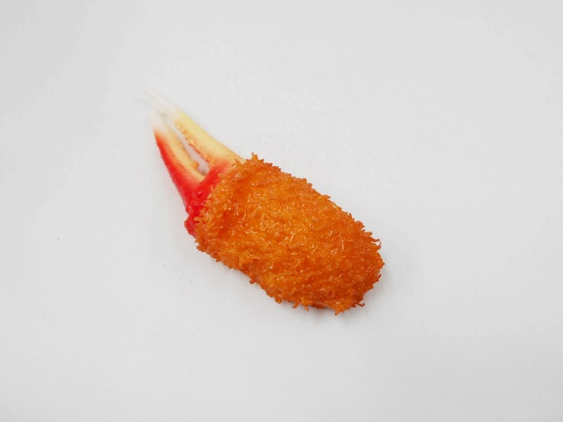 Deep Fried Crab Claw Magnet