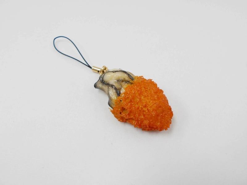 牡蠣フライ ストラップ