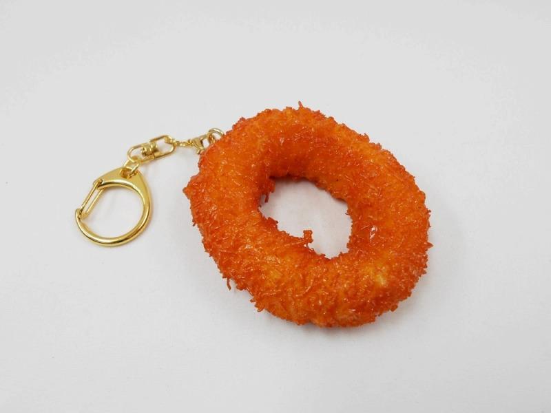 Deep Fried Squid Keychain