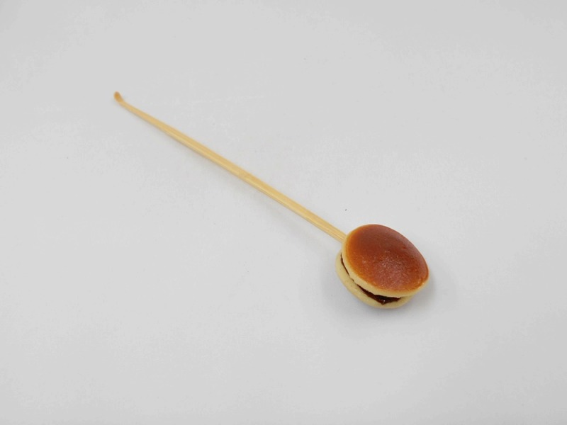 Dorayaki (Red-Bean Pancake) Ear Pick