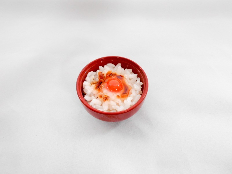 Egg & Rice Mini Bowl