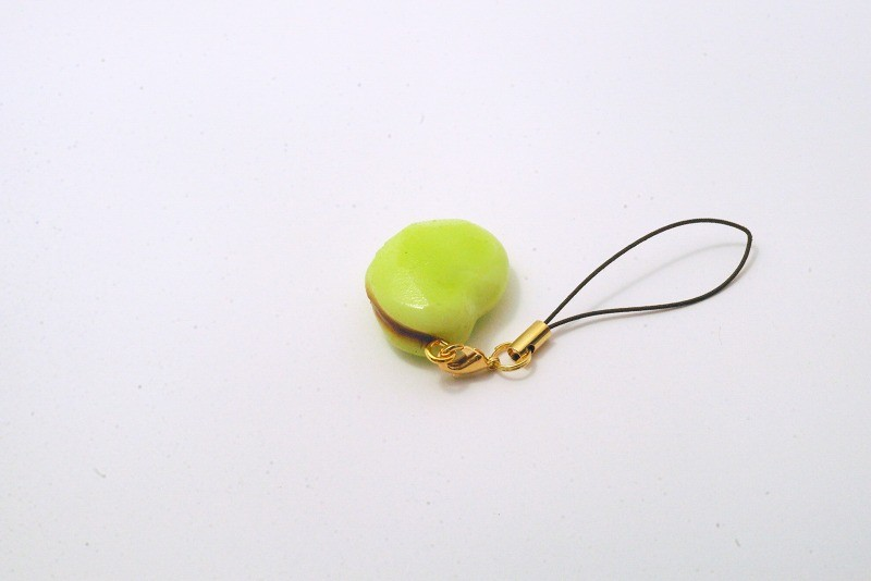 Fava Bean Cell Phone Charm/Zipper Pull