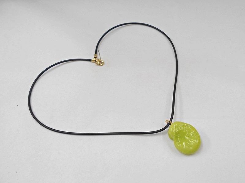 Fava Bean Necklace