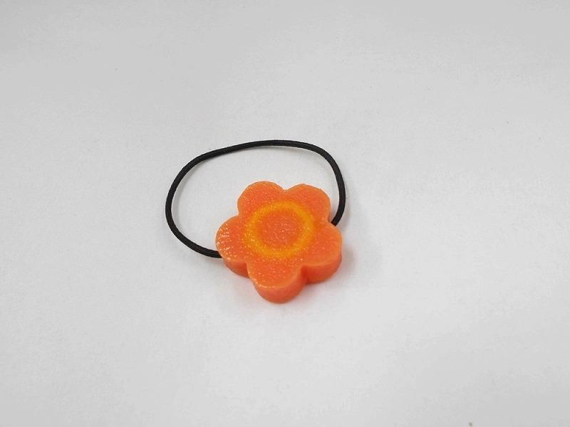 Flower-Shaped Carrot Ver. 1 Hair Band