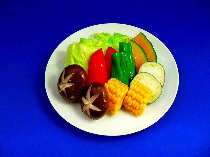 Fresh Vegetables Replica