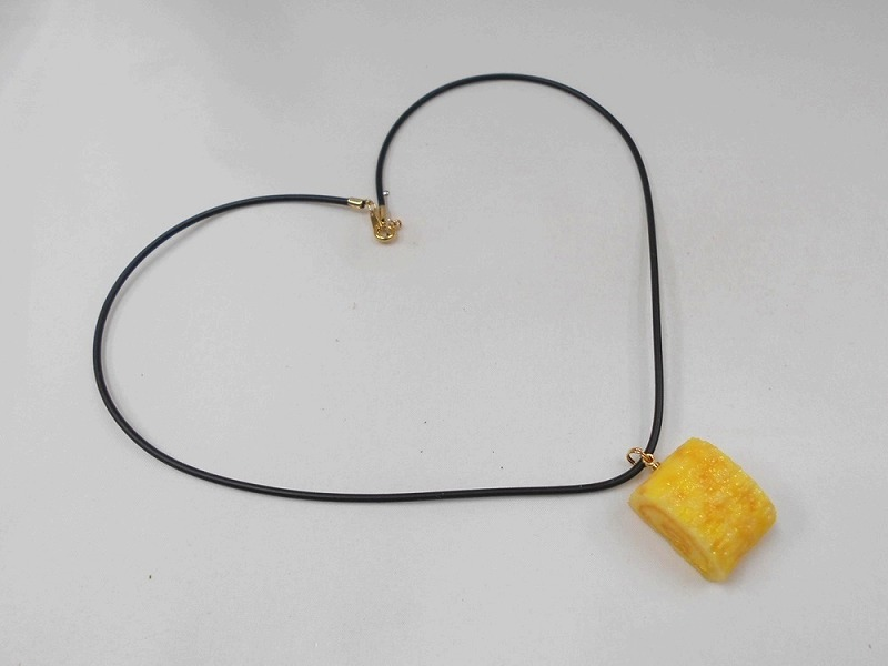Fried Egg (mini) Necklace