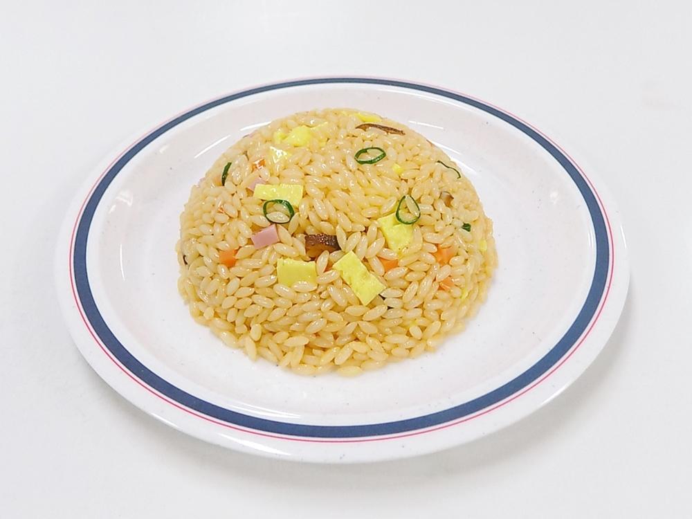 チャーハン 食品サンプル