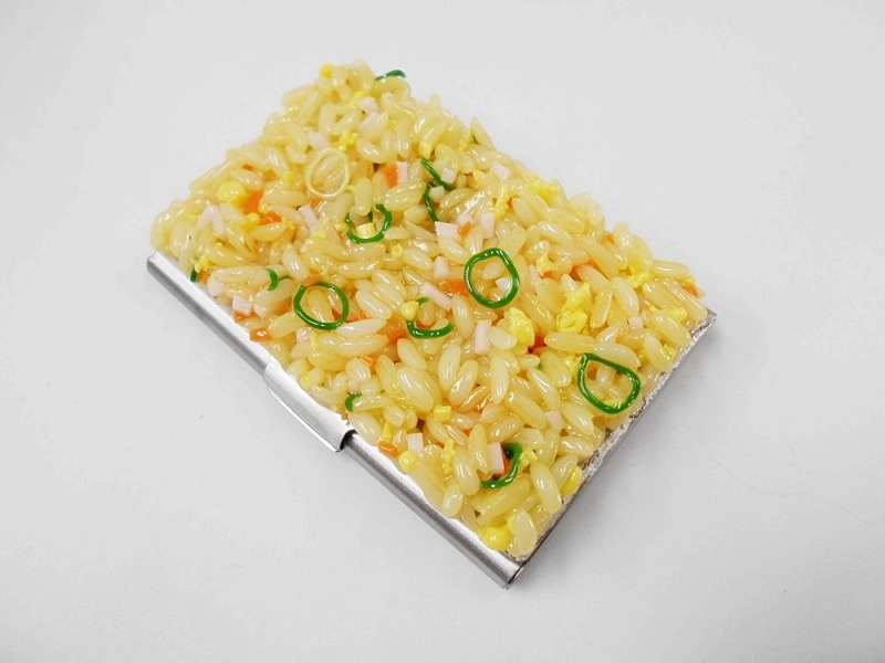 Fried Rice Business Card Case