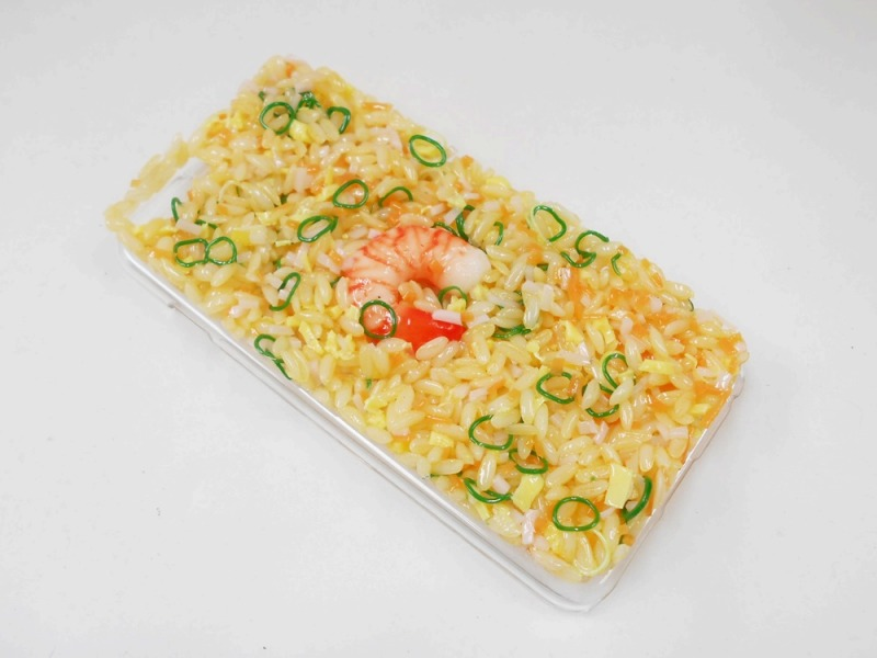 Fried Rice with Shrimp iPhone 6 Plus Case