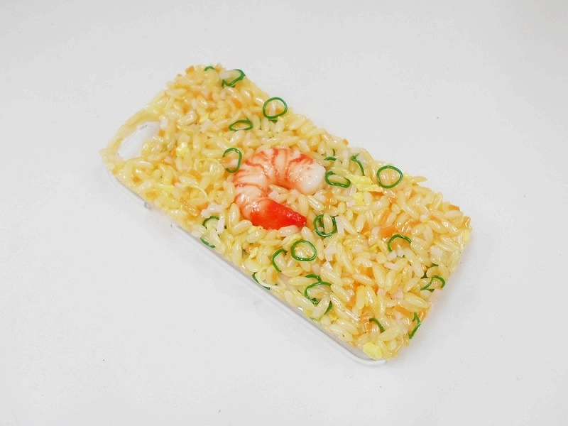Fried Rice with Shrimp iPhone 7 Case
