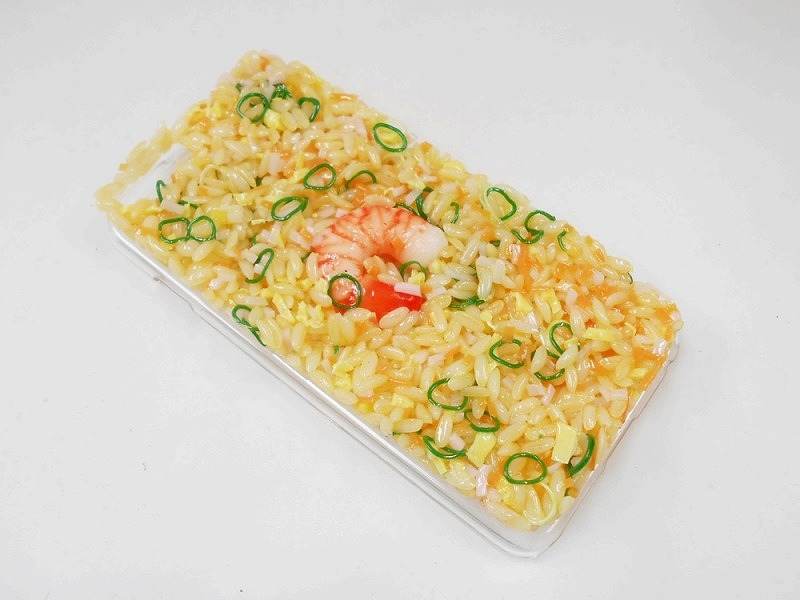 Fried Rice with Shrimp iPhone 8 Plus Case