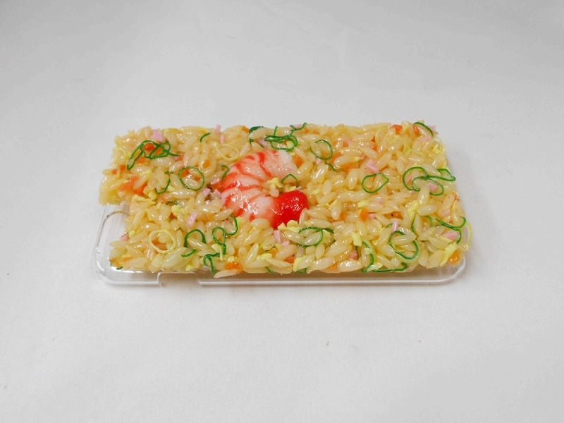 Fried Rice with Shrimp (new) iPhone 5/5S Case