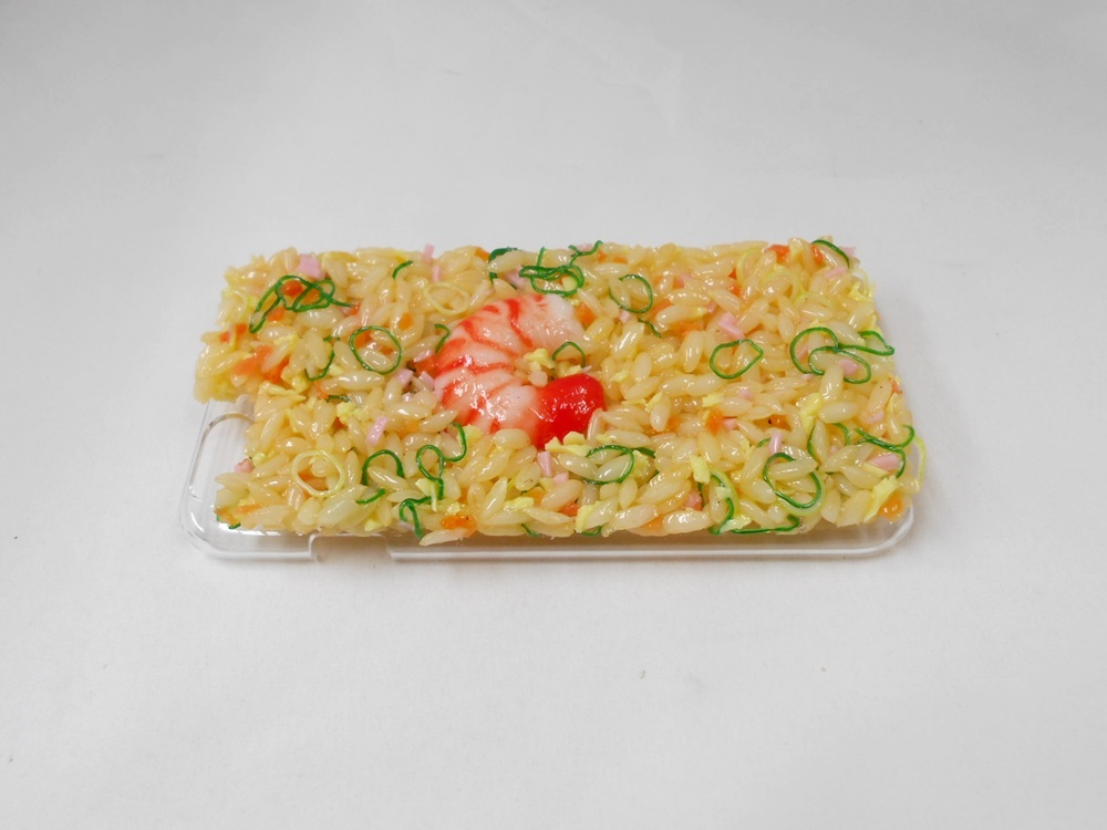 Fried Rice with Shrimp (new) iPhone 8 Plus Case