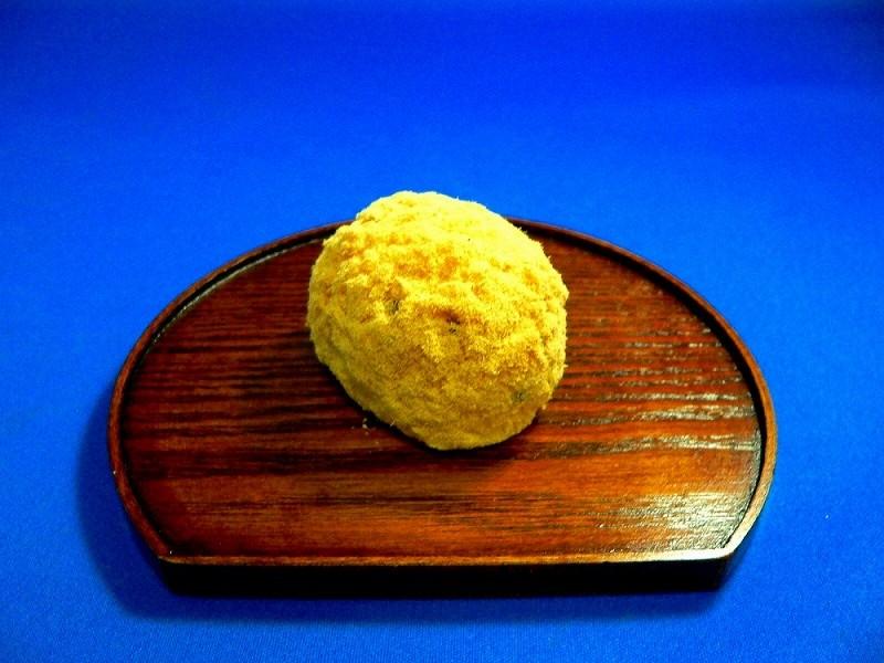 おはぎ黄粉 食品サンプル