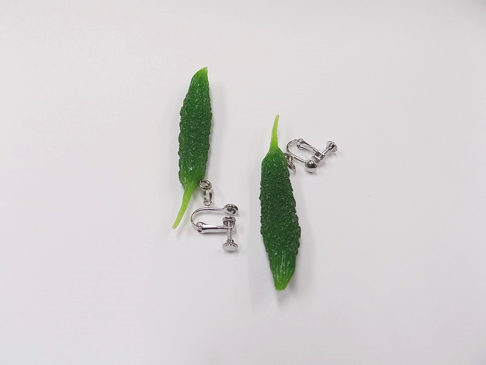 Goya (mini) Clip-On Earrings