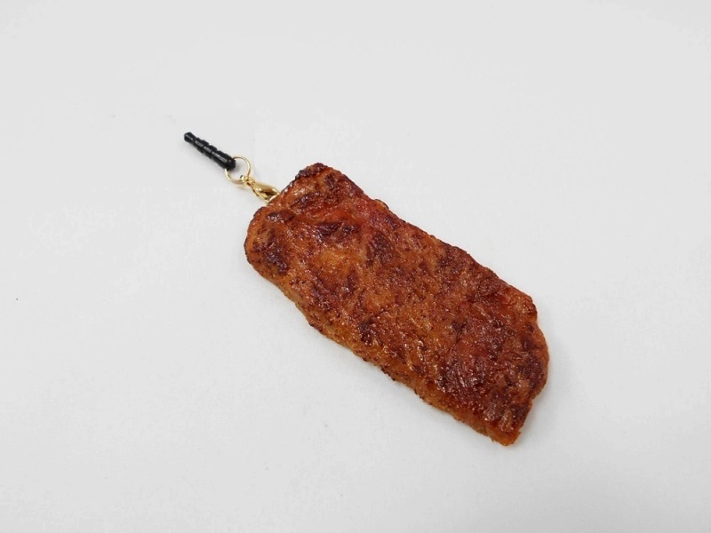 Grilled Beef Headphone Jack Plug