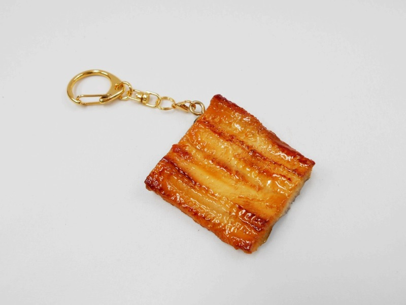 Grilled Eel Keychain