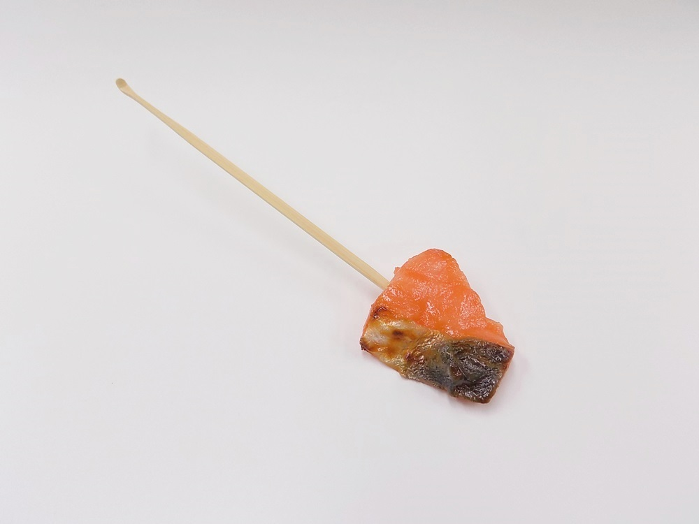 Grilled Salmon (small) Ear Pick
