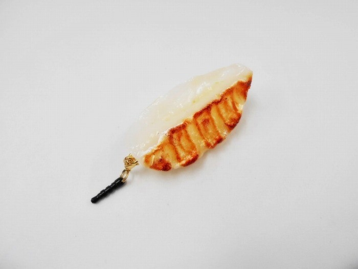 Gyoza Dumpling (Japanese Pot Sticker) Headphone Jack Plug