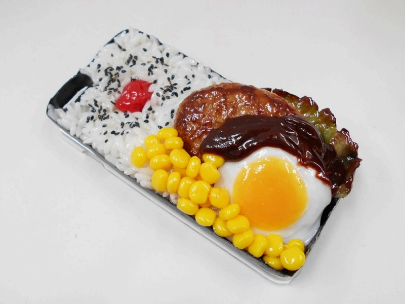 Hamburger Bento iPhone 6 Plus Case