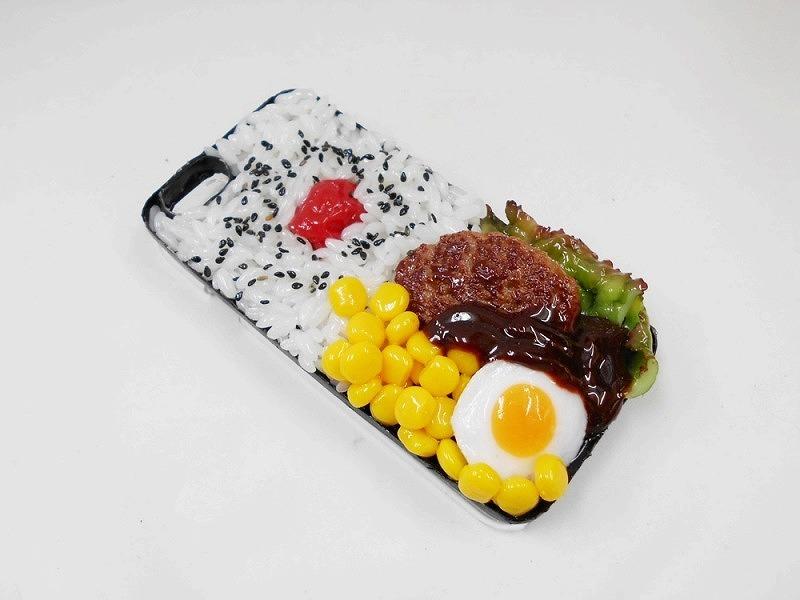 Hamburger Bento iPhone 8 Case