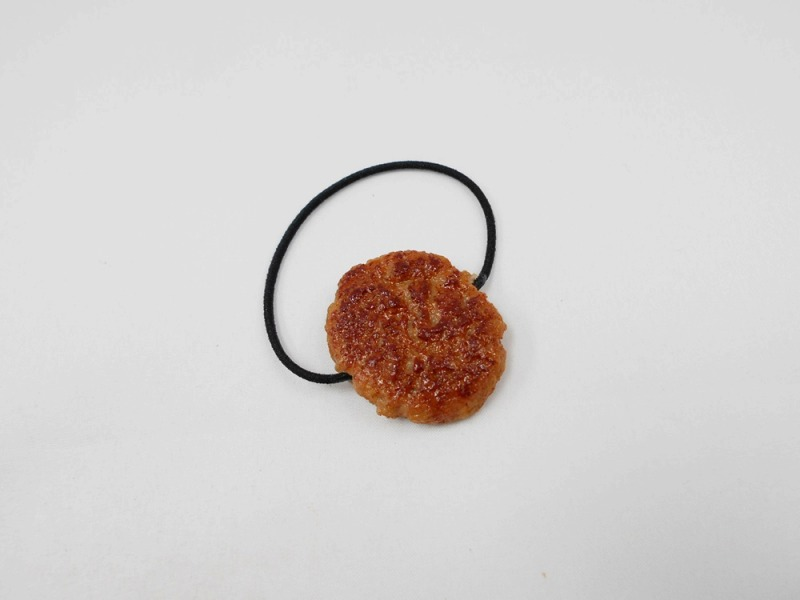 Hamburger Patty (small) Hair Band