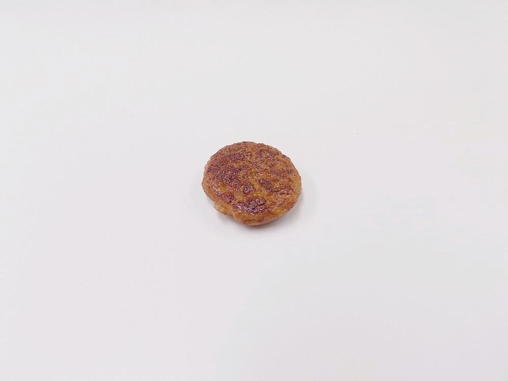 Hamburger Patty (small) Magnet
