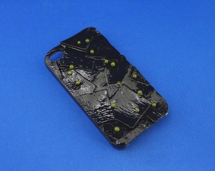 昆布・山椒 iPhone 4/4S ケース